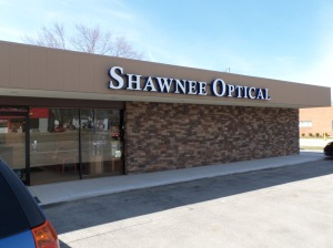 Shawnee Optical Findlay Ohio Exterior