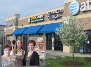 Shawnee Optical Mansfield Ohio
